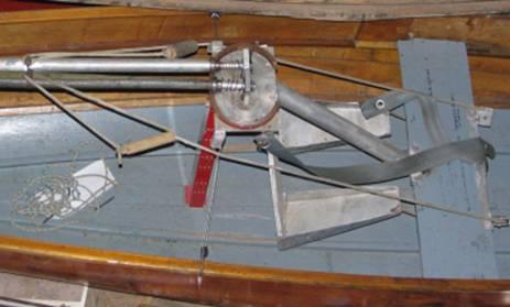 canoe rowing machine